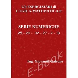 SERIE NUMERICHE - E-BOOK PDF