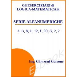 SERIE ALFANUMERICHE -...